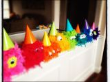 Cute Monster Birthday Party Decorations Cute Monsters Birthday Party Ideas Photo 3 Of 50 Catch