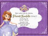 Cvs Birthday Party Invitations Cvs Birthday Cards Inspirational sofia the First Printable
