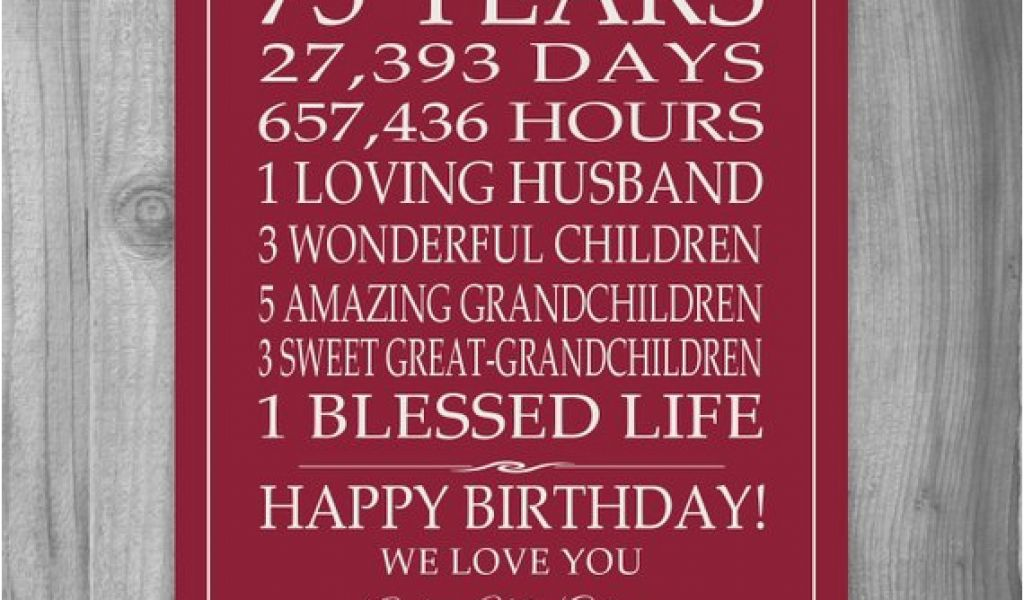 Download By SizeHandphone Tablet Desktop Original Size Back To Dad 75th Birthday Card