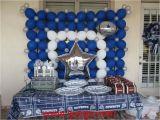 Dallas Cowboys Birthday Decorations Dallas Cowboy Decorations Dallas Cowboys 3rd Birthday