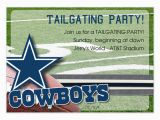 Dallas Cowboys Birthday Party Invitations 10 Best Images Of Dallas Cowboy Invitations Template Free