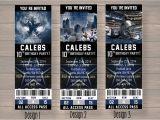 Dallas Cowboys Birthday Party Invitations Dallas Cowboy Dallas Cowboy Birthday Invitation Dallas