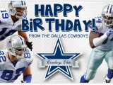 Dallas Cowboys Happy Birthday Cards Happy Birthday From the 1 Team In the Nation Happy