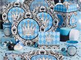 Damask Birthday Party Decorations Elegant Prince Damask Party Supplies Jm 39 S 1st Birthday