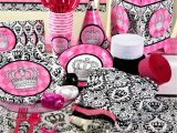 Damask Birthday Party Decorations Elegant Princess Damask Party Packs 84795 Eah Party