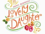 Daughter Birthday Cards Online Birthday Cards for Female Relations Collection Karenza