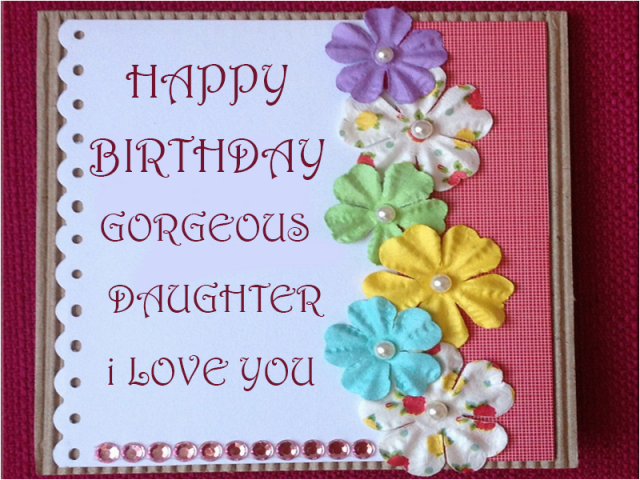 Daughter Birthday Cards Online Happy For