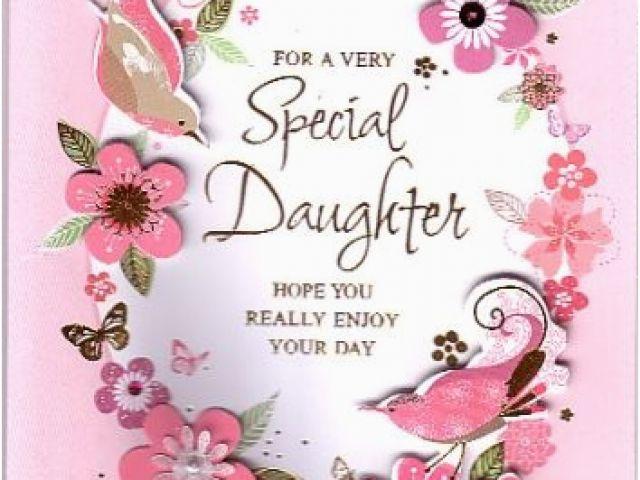 Download By SizeHandphone Tablet Desktop Original Size Back To Daughter Birthday Cards Online