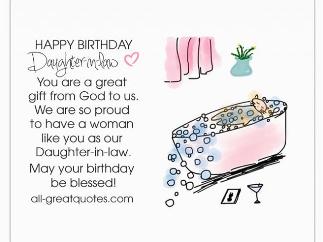 Download By SizeHandphone Tablet Desktop Original Size Back To Daughter In Law Birthday