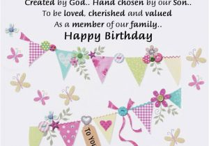 Daughter In Law Birthday Cards Verses Sweetest To Share Sayings