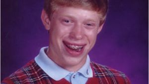 Day before Birthday Meme 21st Birthday Day before Nbme Bad Luck Brian Quickmeme