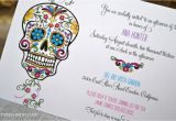 Day Of the Dead Birthday Invitations Diy Printable Day Of the Dead Invitation Digital File