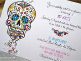 Day Of the Dead Birthday Invitations Diy Printable Day Of the Dead Invitation Digital File