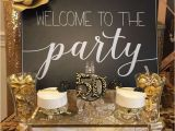 Decor Ideas for 50th Birthday Party Great Gatsby Birthday Party Ideas In 2018 Gatsby