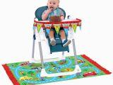 Decorate High Chair 1st Birthday Disney Cars Party Supplies 1st Birthday High Chair