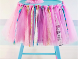 Decorate High Chair 1st Birthday First Birthday High Chair Tutorial so You Think You 39 Re