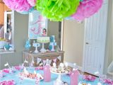 Decorate Table for Birthday Party A Dreamy Mermaid Birthday Party anders Ruff Custom