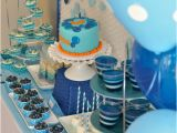 Decorate Table for Birthday Party Bubble Birthday Party Creative Juice