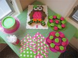 Decorated Birthday Cakes at Walmart Owl Cupcake Cake 24 Cupcakes From Wal Mart Under 20