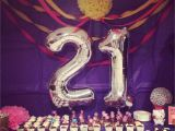 Decorating Ideas for 21st Birthday Party 21st Birthday Decorations Party Decor Pinterest