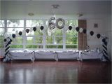 Decorating Ideas for 60th Birthday Party Image Detail for You so Much for the Lovely Balloons for