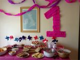 Decorating Ideas for Baby Girl Birthday Party Fresh First Birthday Decoration Ideas at Home for Girl