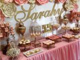 Decoration 15th Birthday Best 25 Quinceanera Decorations Ideas On Pinterest