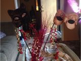 Decoration 15th Birthday Masquerade Party Table Decorations Masquerade Pty
