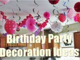 Decoration for 15 Birthday Party 15 Best Birthday Party Decoration Ideas for A Perfect
