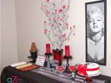 Decoration for 15 Birthday Party Marilyn Monroe 15th Birthday Party A to Zebra Celebrations