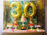 Decoration for 30th Birthday Party 13 Decorations for Your 30th Birthday Party Brit Co