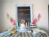 Decoration for 30th Birthday Party 7 Clever themes for A Smashing 30th Birthday Party