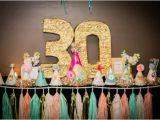 Decoration for 30th Birthday Party Trendy 30th Birthday Party Decor