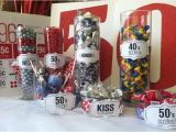 Decoration for 50 Years Old Birthday 1000 Ideas About 50th Birthday Favors On Pinterest