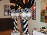 Decoration for 50 Years Old Birthday Balloon Column 50th Birthday Balloon Birthday Decor
