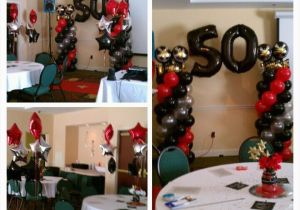 Decoration For 50 Years Old Birthday Party Ideas Year Woman 50th