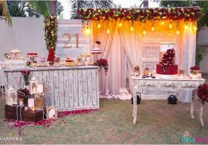 Decoration Ideas For 21st Birthday Party Kara 39 S Rustic Vintage