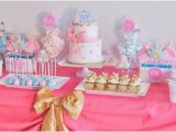 Decoration Ideas for Princess Birthday Party Kara 39 S Party Ideas Disney Cinderella Girl Princess Party