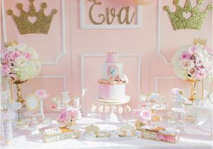 Decoration Ideas for Princess Birthday Party Kara 39 S Party Ideas Magical Princess Birthday Party Kara
