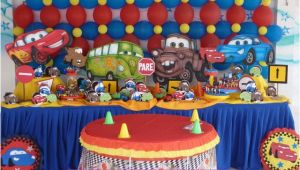 Decoration Ideas Lightning Mcqueen Birthday Party Cars Lightning Mcqueen Decoration Ideas for Birthday Party