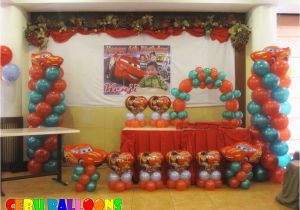 Decoration Ideas Lightning Mcqueen Birthday Party Pictures Of Balloon Decorations Party Favors Ideas