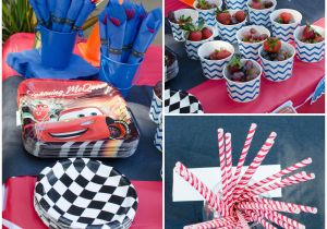 Decoration Ideas Lightning Mcqueen Birthday Party these Little Loves Lightning Mcqueen A Cars 3rd Birthday
