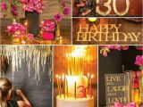 Decorations for 30th Birthday Party Ideas 30th Birthday Party theme Ideas Fiestas Pinterest
