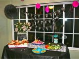 Decorations for A 21st Birthday Party Champagne Taste Shoestring Budget 21st Birthday Party