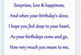 Deep Happy Birthday Quotes Best 25 Birthday Poems Ideas On Pinterest Poems for