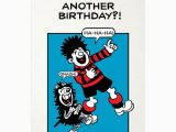 Dennis the Menace Birthday Card Dennis Gnasher Another Birthday Greeting Card Gift
