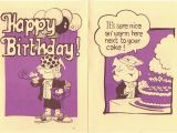 Dennis the Menace Birthday Card Dennis the Menace Birthday Card 15 Vintage Dennis the