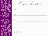 Design and Print Birthday Invitations Printable Birthday Invitations Luxury Lifestyle Design