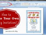 Design Birthday Invitations Online to Print Create Birthday Invitations Free Printable