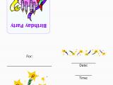 Design Birthday Invitations Online to Print Make Your Own Birthday Party Invitations Free Printable